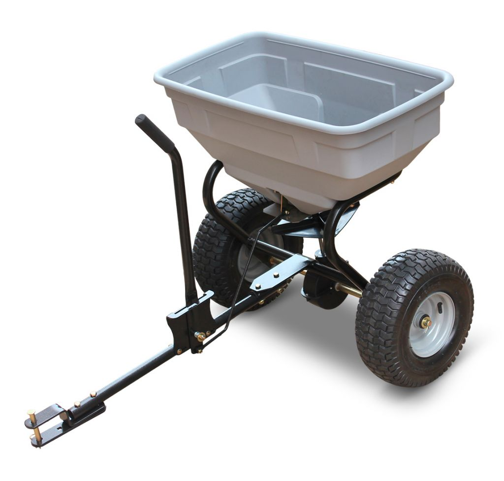 SHARK Rozmetadlo / Posypový vozík na sypký materiál 60KG