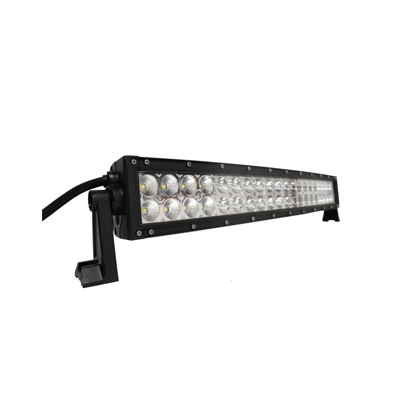 SHARK LED LIGHT BAR, CURVED, 20 , 120W, R 560 MM