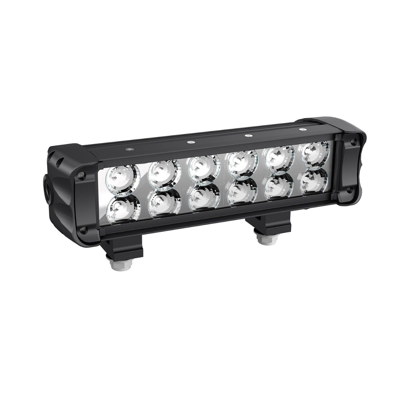 10 (25 CM) DOUBLE STACKED LED LIGHT BAR (60 WATTS)