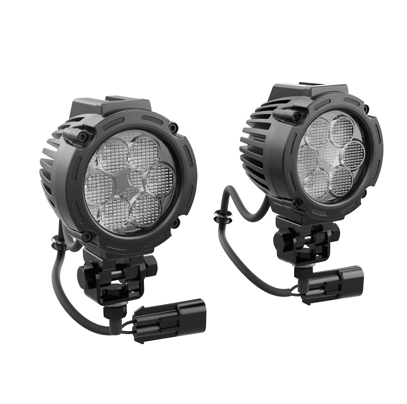 3.5 (9 CM) LED FLOOD LIGHTS (2 X 14W)