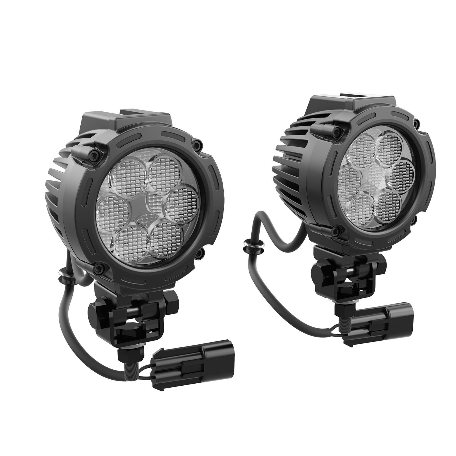 3.5 (9 CM) LED DRIVING LIGHTS (2 X 14W)