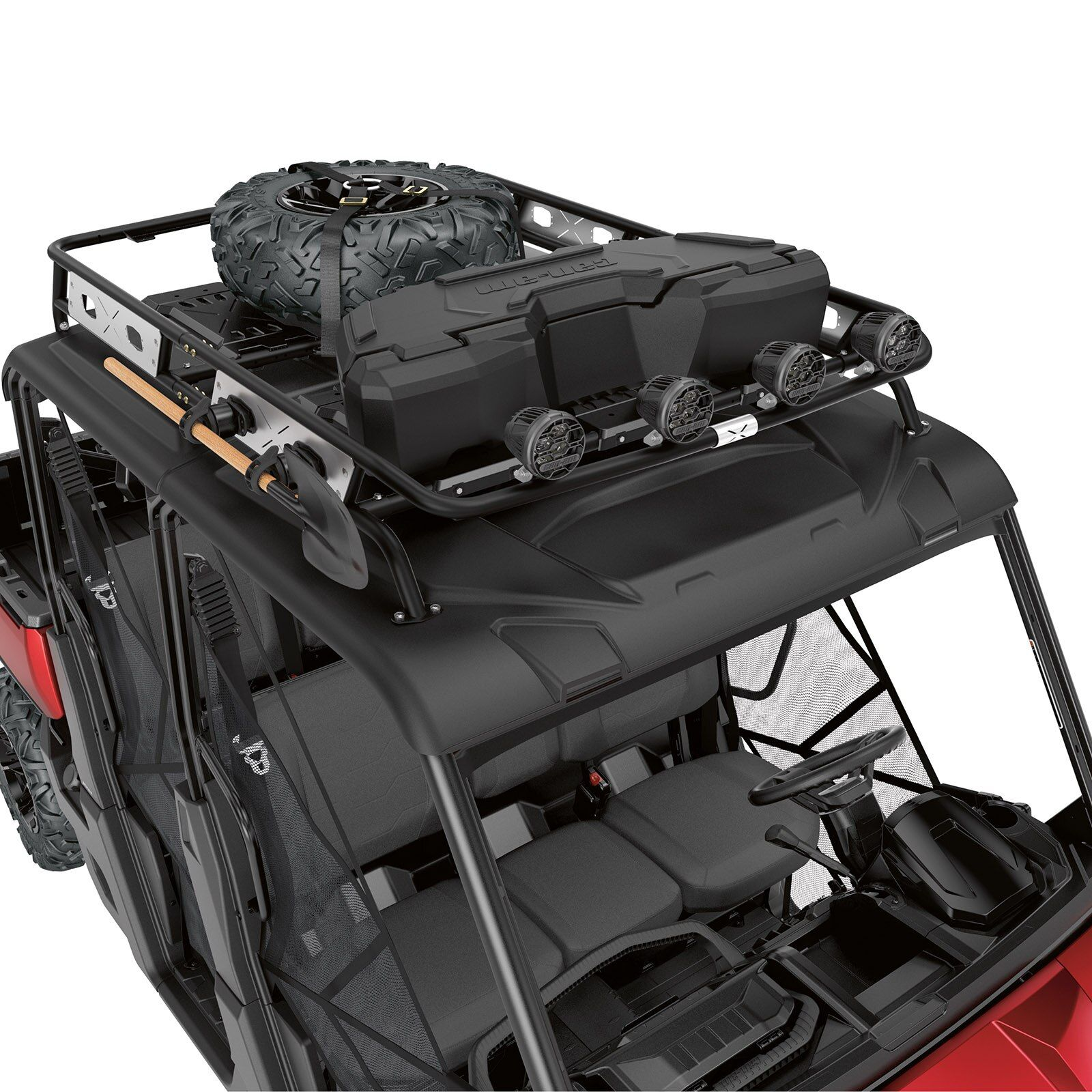 ADVENTURE ROOF RACK (Traxter MAX)