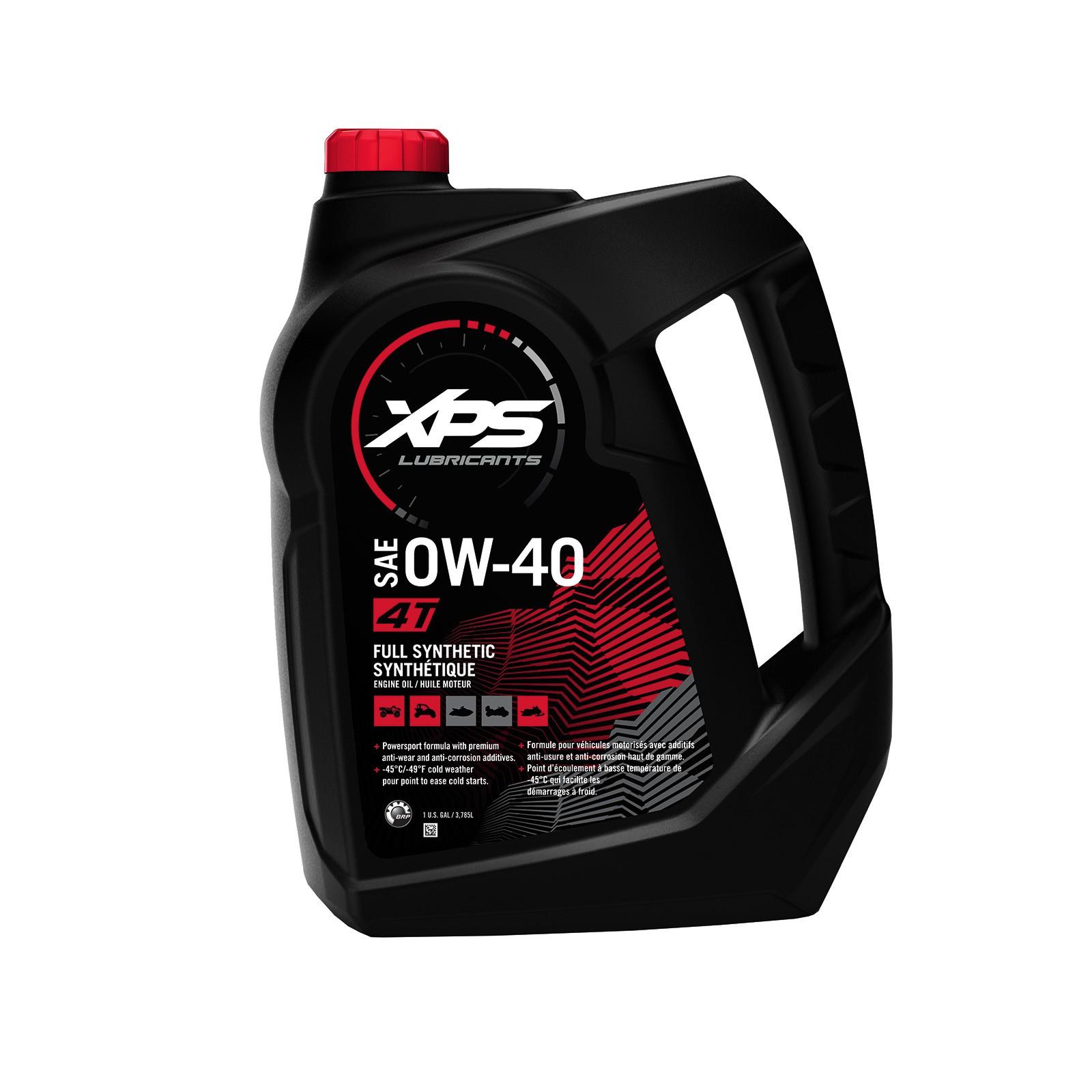 0W-40 XPS SYNTETICKÝ OLEJ (3.8 L)
