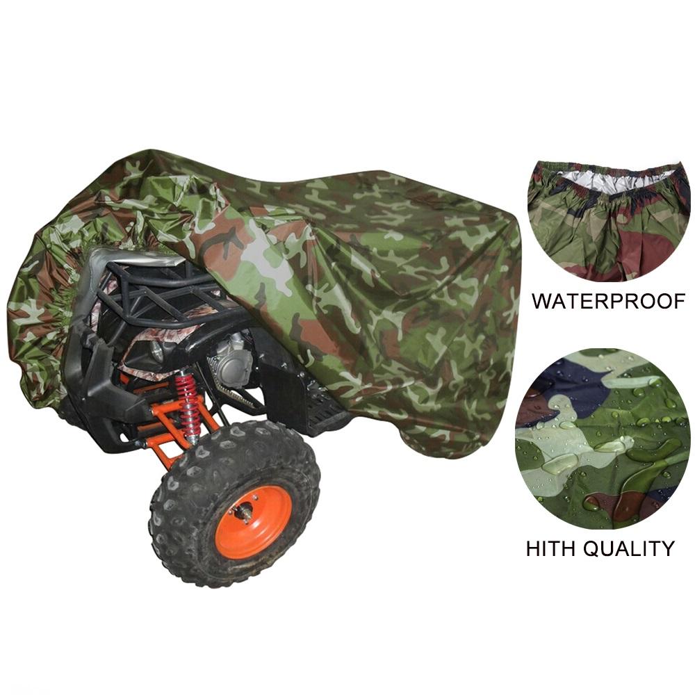 PLACHTA ATV 220 x 130 x 120 cm (CAMO)