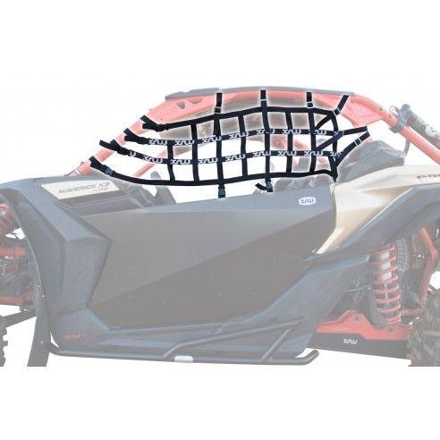 NET ROLL BAR (XRW WHITE) - CAN AM MAVERICK X3 XRS
