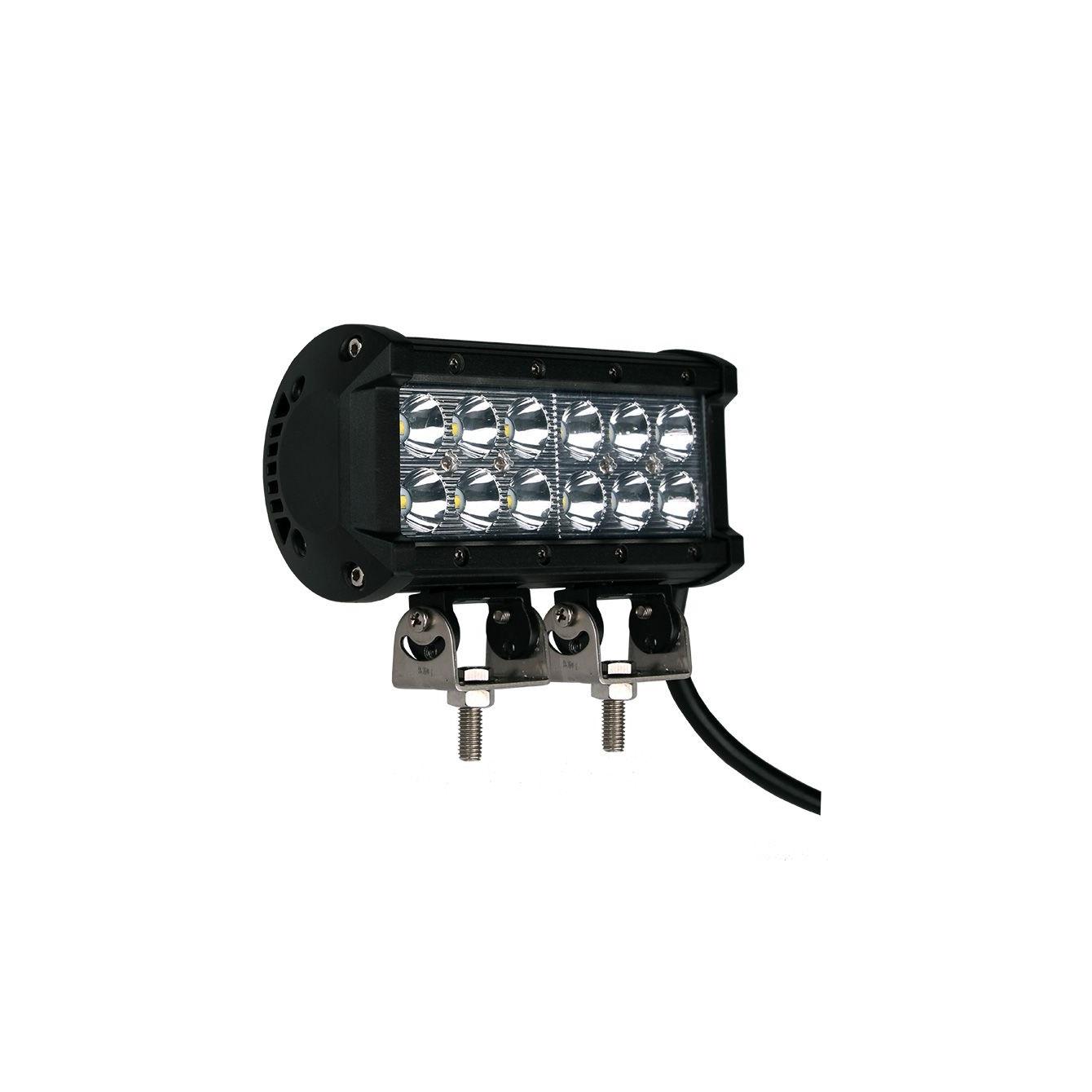 SHARK LED EPISTAR 12 3W 3600 LM 9-32V COMBO