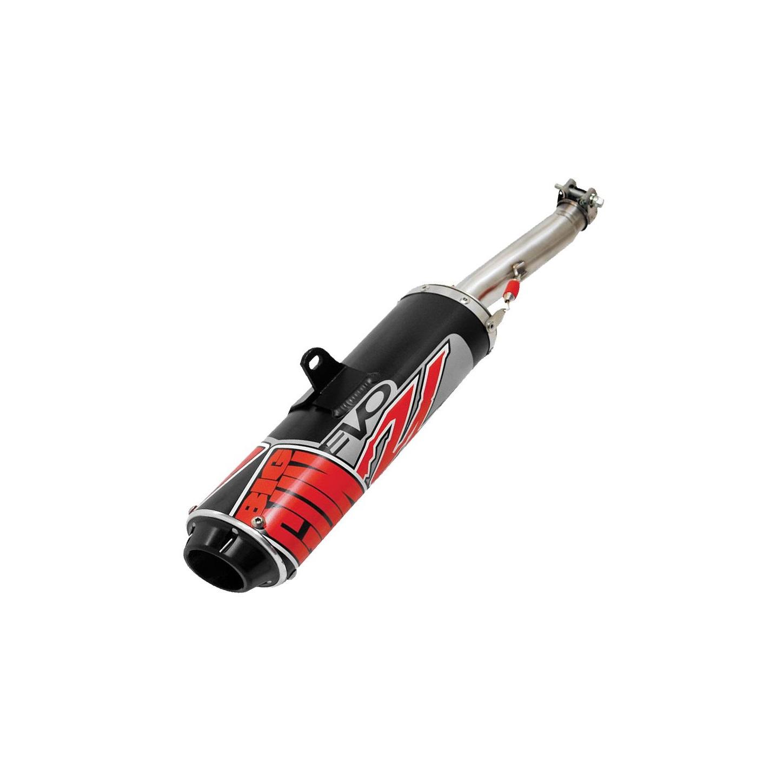BIG GUN CAN-AM OUTLANDER 650/800R/XXC (09-12) EVO UTILITY SLIP ON