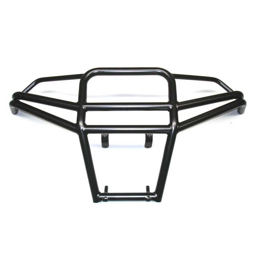 FRONT BUMPER BLACK - YAMAHA GRIZZLY 550/700FI