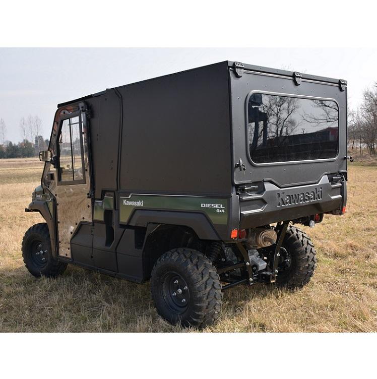 DFK Cargo box (KAWASAKI Mule PRO FX/DX)
