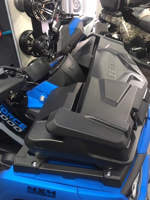 CF MOTO X625 PREDNÝ BOX