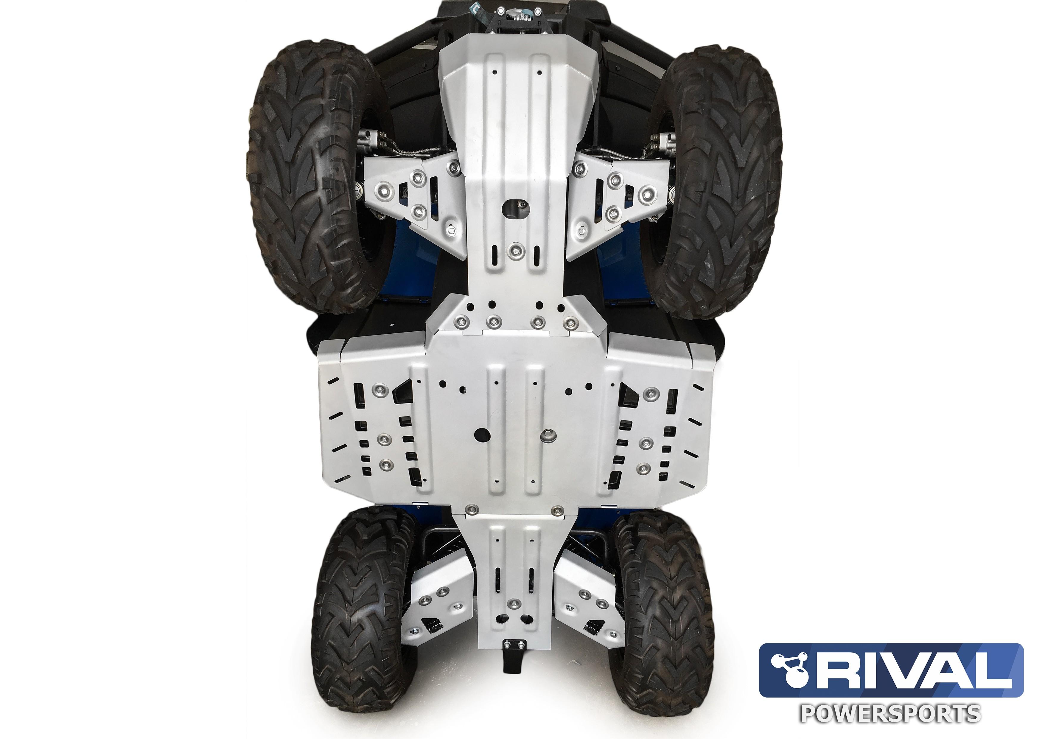 Ochranný kryt podvozku Gladiator X450/520 - krátka verzia