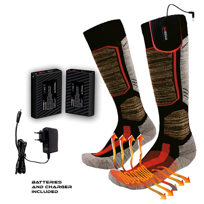 CAPIT HEATING SOCKS vyhrievané ponožky