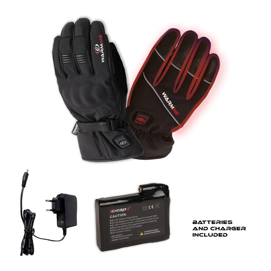 CAPIT HEATED GLOVE - vyhrievané rukavice