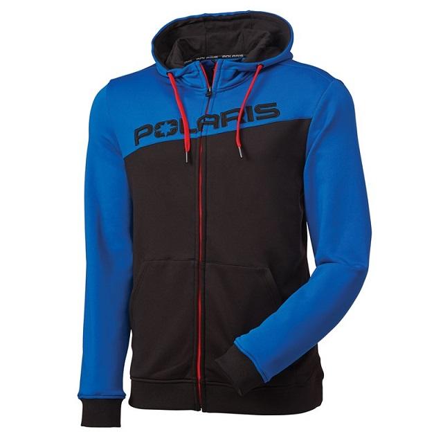 Mikina POLARIS TECH (modrá) 2861494