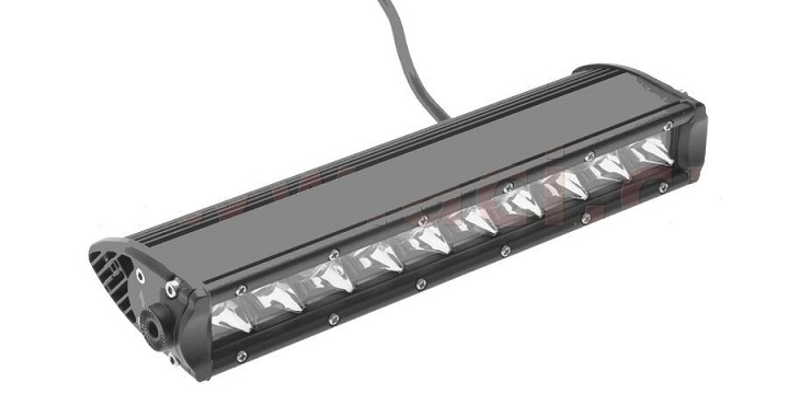 LED SVETLO 50W, SV. TOK 3500 LM, (10x5 W CREE), DĹŽKA 290 MM