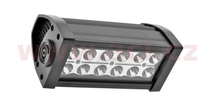 LED SVETLO 36 W, (12X3 W EPISTAR), SVET. TOK 2340 LM, DĹŽKA 190 MM