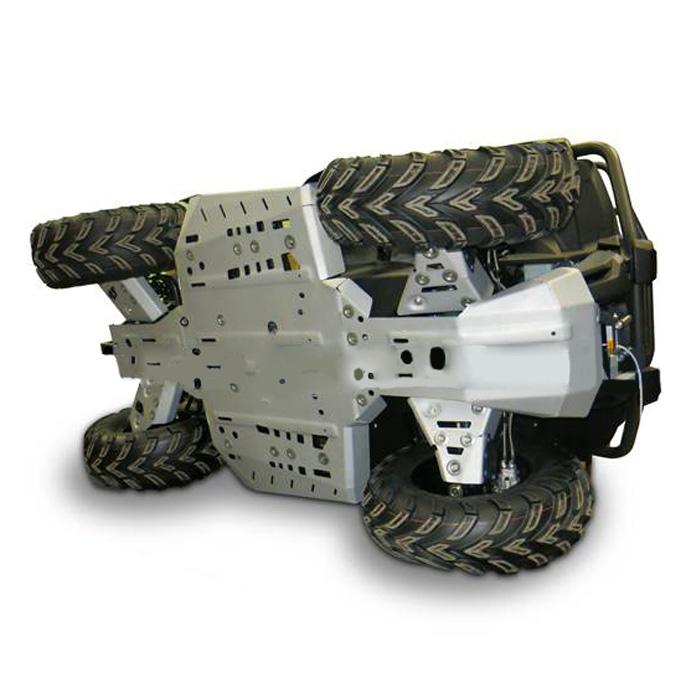 Ochranný kryt podvozka - Gladiator X450 / 520 dlhá verzia