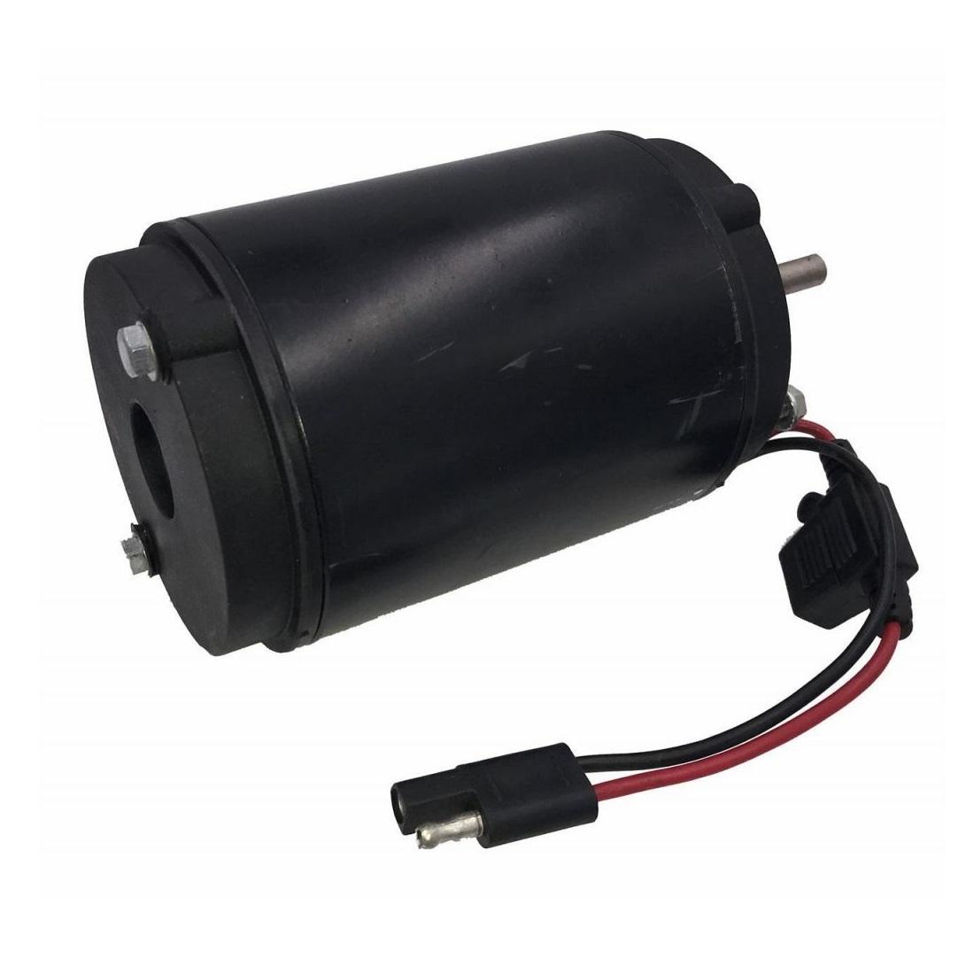 FIMCO 12V Motor s hriadeľkou pre závesné rozmetadlo